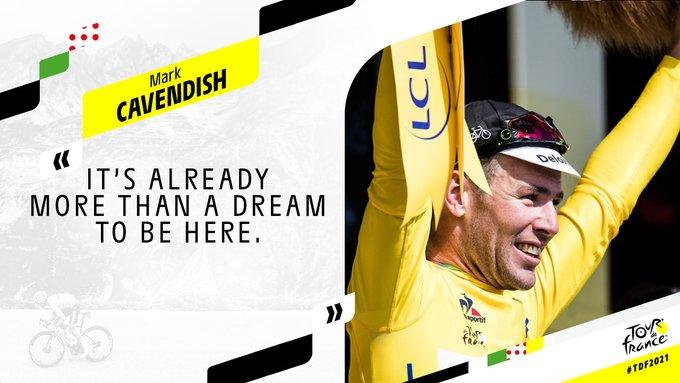 Тренер Марка Кэвендиша о его форме перед Тур де Франс-2021