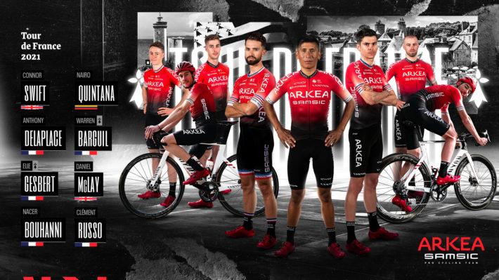 Наиро Кинтана не будет бороться за генеральную классификацию Тур де Франс-2021