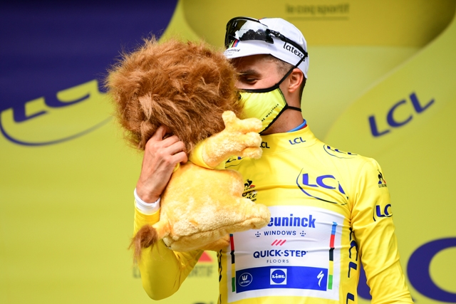 Жулиан Алафилипп – победитель 1 этапа Тур де Франс-2021