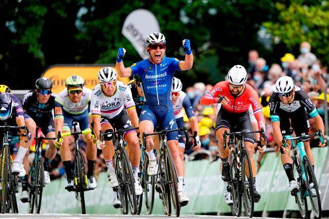 Марк Кэвендиш - победитель 4 этапа Тур де Франс-2021