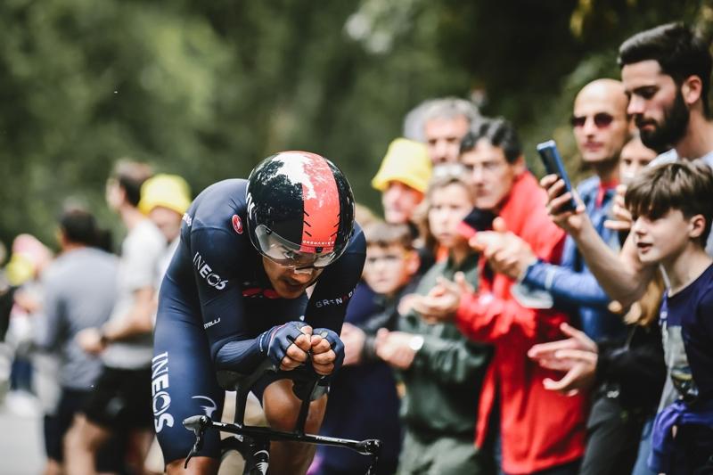 Ричи Порт и Герант Томас о 5-м этапе Тур де Франс-2021