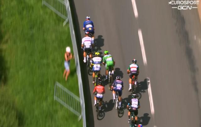 Петер Саган продолжит бороться за зелёную майку Тур де Франс-2021