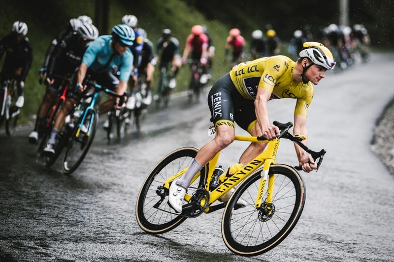 Матье ван дер Пул, Герант Томас, Дэйв Брэйлсфорд, Сеп Кусс о 8-м этапе Тур де Франс-2021
