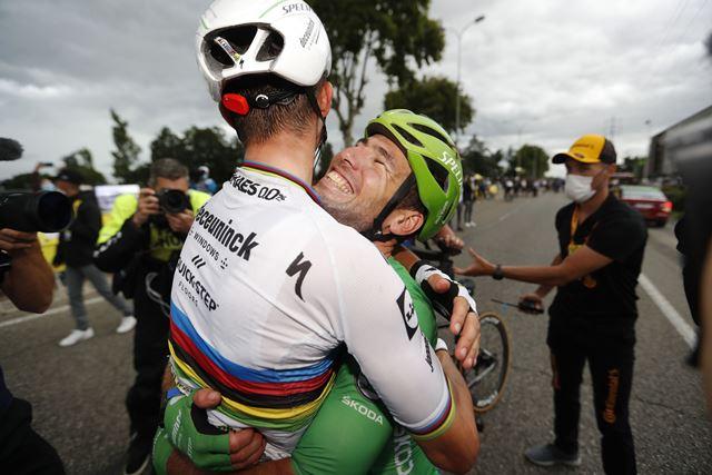 Хет-трик Марка Кэвендиша на Тур де Франс-2021