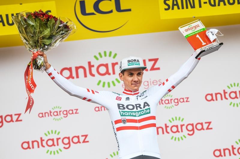 Патрик Конрад - победитель 16 этапа Тур де Франс-2021
