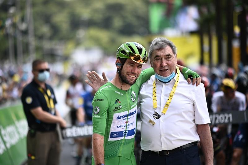 Марк Кэвендиш об инциденте с механиком на старте 19 этапа Тур де Франс-2021