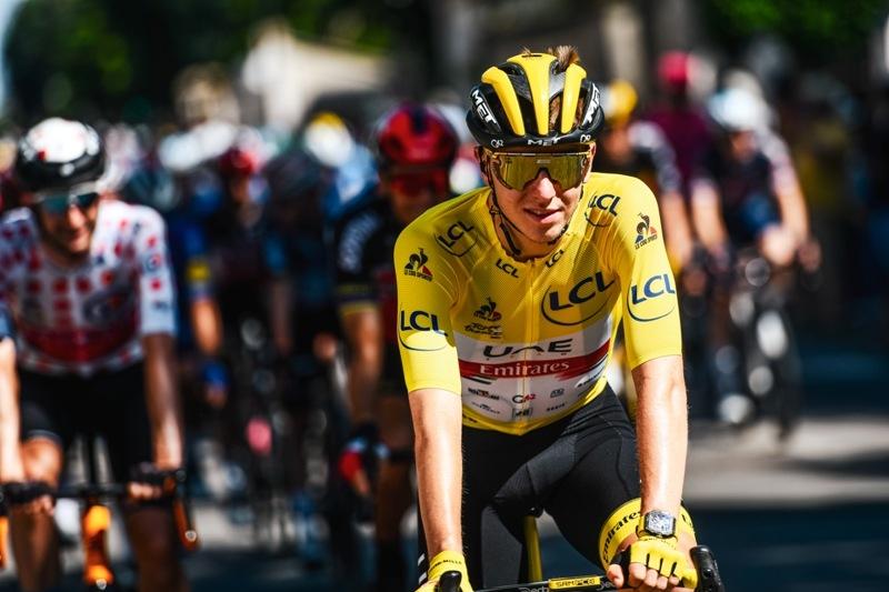 Вторая подряд победа Тадея Погачара на Тур де Франс
