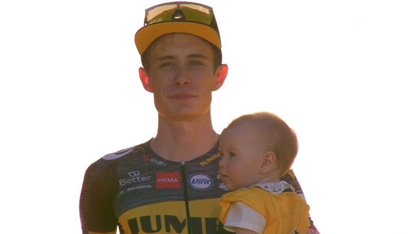 Йонас Вингегор – призёр Тур де Франс-2021