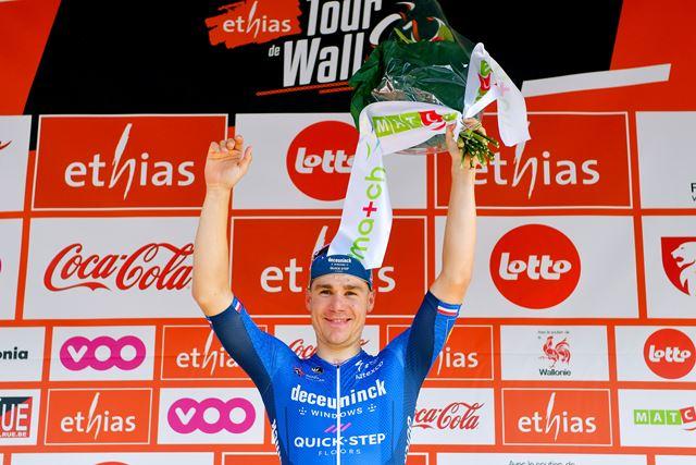 Фабио Якобсен: первая победа после возвращения