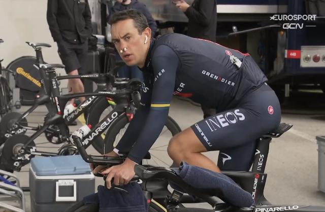 Ричи Порт о последнем Тур де Франс в карьере и Олимпийских играх в Токио