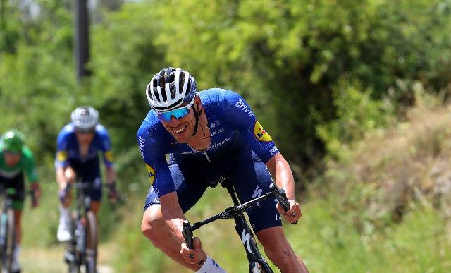 Тим Деклерк продлил контракт с командой Deceuninck-Quick Step