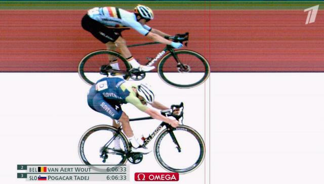 Ваут Ван Арт – серебряный призёр Олимпиады в Токио-2020 в групповой гонке