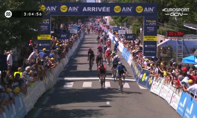 Тур де л'Эн-2021. Этап 1