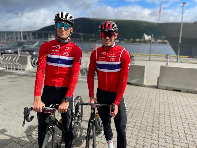 Александр Кристофф и Свен Эрик Бистрём переходят в команду Intermarche-Wanty-Gobert Materiaux