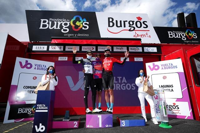 2-е место Фабио Ару на Вуэльте Бургоса-2021 и травма Доменико Поццовиво