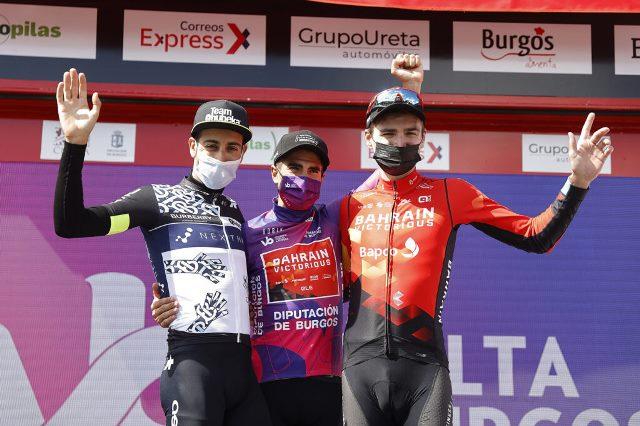 Микель Ланда – победитель, Марк Падун - призёр Вуэльты Бургоса-2021