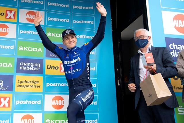 Ремко Эвенепул – победитель Тура Дании-2021
