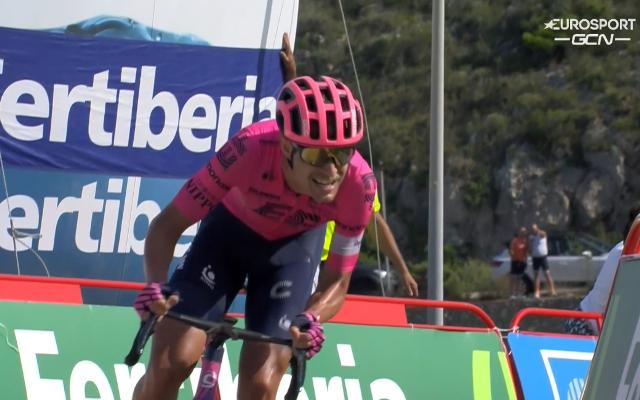 Магнус Корт – победитель 6 этапа Вуэльты Испании-2021