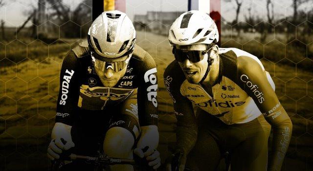 Кристоф Лапорт и Тос Ван дер Санде переходят в команду Jumbo-Visma