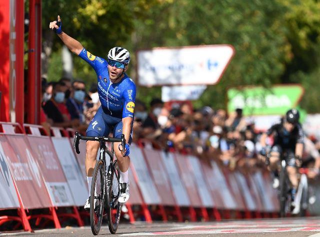 Флориан Сенешаль – победитель 13 этапа Вуэльты Испании-2021