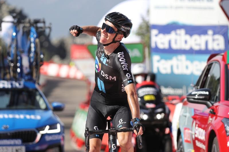 Роман Барде, Одд Кристиан Эйкинг, Мигель Анхель Лопес о 14 этапе Вуэльты Испании-2021