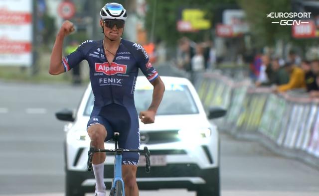 Матье ван дер Пул: «При 70% формы не стартую на чемпионате мира по велоспорту-2021»