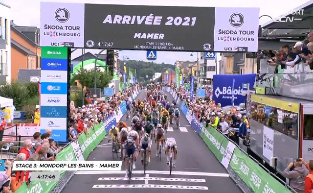 Тур Люксембурга-2021. Этап 3