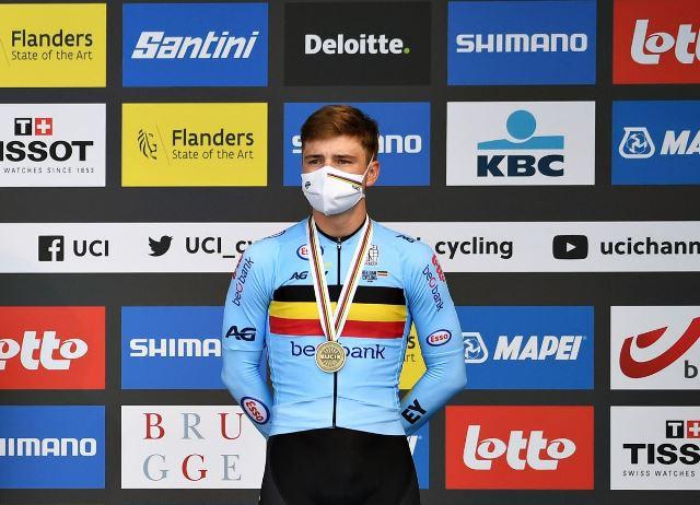 Ремко Эвенепул – бронзовый призёр чемпионата мира-2021 в разделке