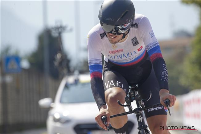 18-летний Мартин Сврцек – новый велогонщик команды Deceuninck-Quick Step