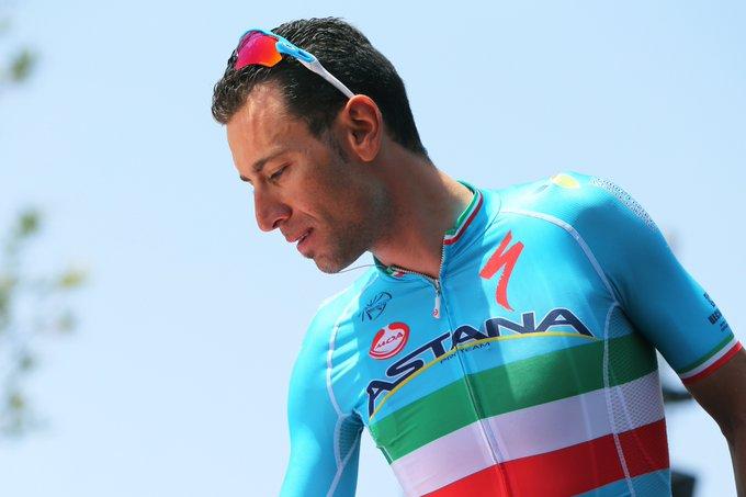Винченцо Нибали возвращается в команду «Астана»