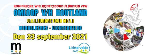 Omloop van het Houtland Middelkerke-Lichtervelde-2021