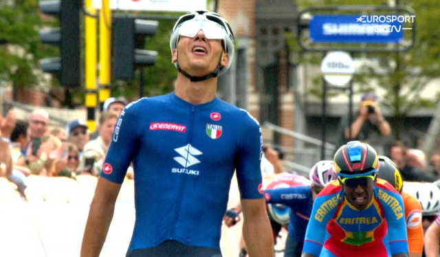 Чемпионат мира по велоспорту-2021. Групповая гонка. Андеры