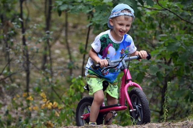 Нужен ли велосипед ребенку: польза детского велоспорта