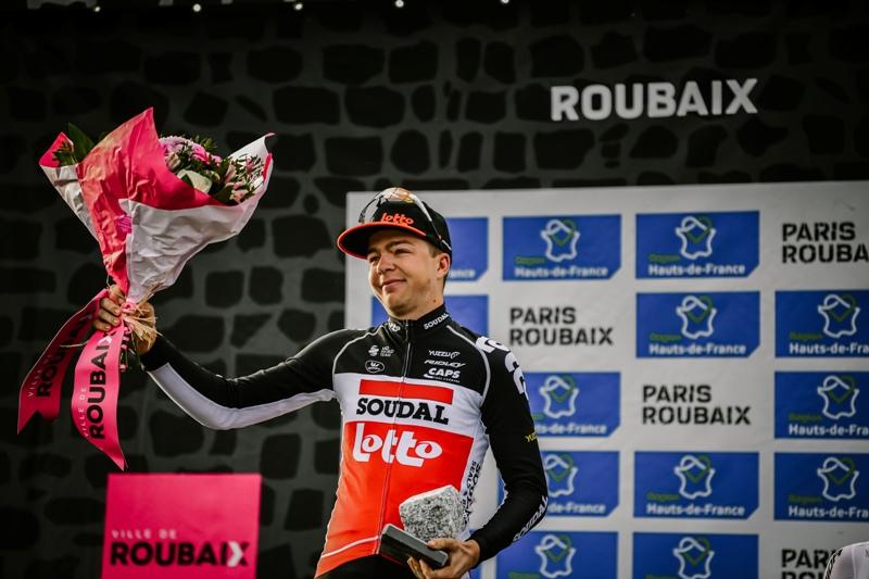 Флориан Вермеерс – призёр Париж-Рубэ-2021