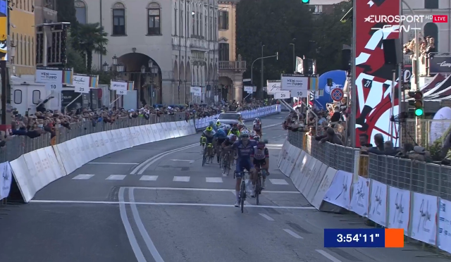 Giro del Veneto-2021. Результаты