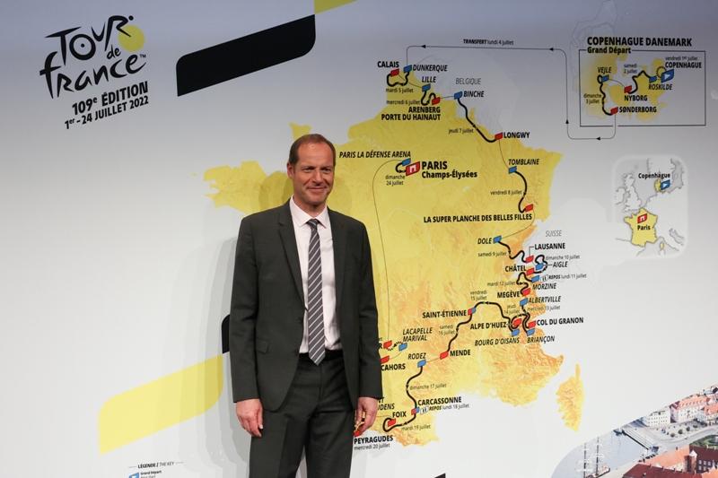 Маршрут Тур де Франс-2022 - впечатления велогонщиков