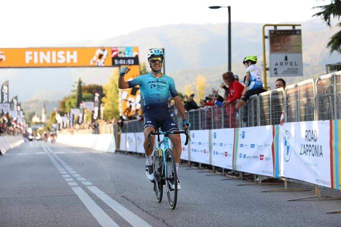 Самуэле Баттистелла побеждает на «Венето Классик»