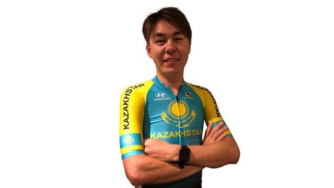 Нурберген Нурлыхасым – новый гонщик команды Astana Qazaqstan Team
